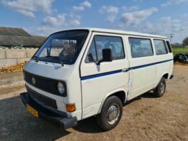 Volkswagen T3 9 persoons Carevelle bj 1988 verkocht