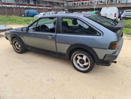Volkswagen Scirocco GTX bj 1987 1.8 Verkocht