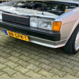 Volkswagen Scirocco GT automaat bj 1981 Verkocht