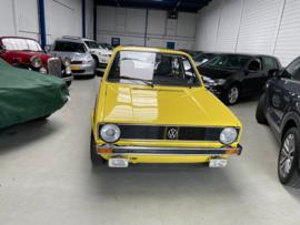 Volkswagen Golf 1 S Automaat bj 1-04-1980 gerestaureerd
