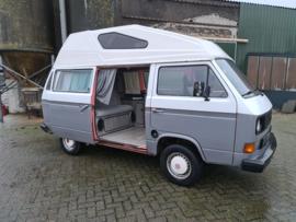 Volkswagen T3 Kampeerauto bj 1983 benzine verkocht