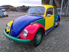 Volkswagen Kever Harlekin bj 1972 apk 12-2022 verkocht