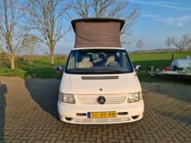 Mercedes 110D Westfalia Marco Polo bj 6-1997 Verkocht