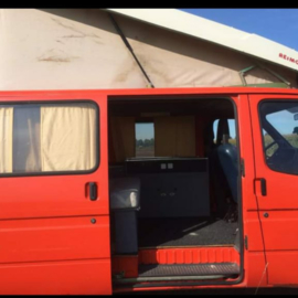 Ford Transit Reimo camper Verkocht