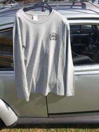 Sweater Volkswagen Kever Club Nederland donker grijs