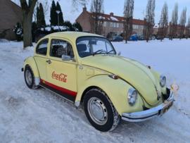 Volkswagen Coca Cola Kever bj 1982 verkocht