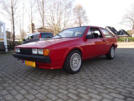 Volkswagen Scirocco GT bouwjaar 1981 179000 km Verkocht