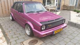 Volkswagen Golf Cabrio bj 1986 blikvanger Verkocht