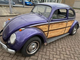 Volkswagen Kever 1300  bj 1959  Verkocht