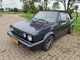 Volkswagen Golf cabrio bj 1990 1.8 injektie nw apk Sonnerland dak