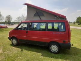Volkswagen T4 camper 4 persoons bj 1996 verkocht