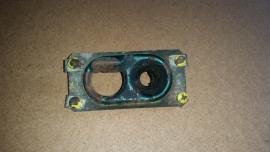 Scirocco type 1 motorklep slot