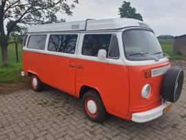 Volkswagen T2 b 4 persoons camper bj 1973 Verkocht