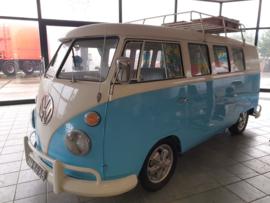Volkswagen T1 Spijlbus bj 1967 Verkocht