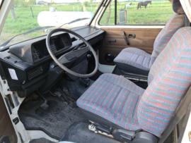 Volkswagen T3 camper bj 1989 apk 2022 diesel verkocht