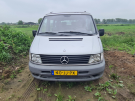 Mercedes Vito Marco Polo Westfalia bj 9-1997 verkocht