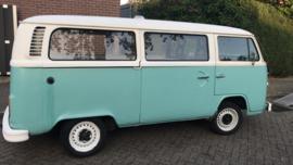 Volkswagen T2 b bj 1975 2 jaar apk verkocht