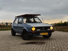 Volkswagen Golf 1 type C 1100 cc Apk 10-2021 5 deurs