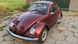 Volkswagen Kever 1200 bj 1972 1500 cc motor verkocht