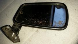 Scirocco buitenspiegel rechts glas minder ijzeren uitvoering !
