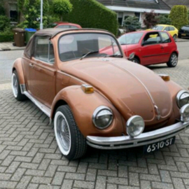 Volkswagen Kever Speedster cabrio bj 1972 verkocht
