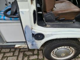 Volkswagen T3 Westfalia diesel bj 1986 verkocht