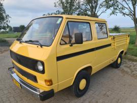 Volkswagen T3 Doka bj 1987 1900 benzine apk 3-2023