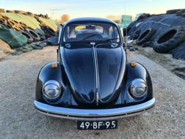 Volkswagen Kever 1200 L bj 1974 zwart