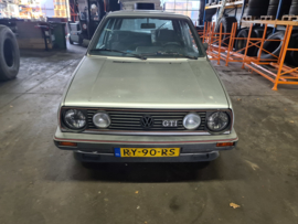 Volkswagen Golf GTI bj 1987 schuur vondst verkocht