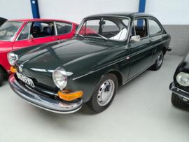 Volkswagen Type 3 Fastback TLE automaat bouwjaar 1970 nieuwstaat 57000 km