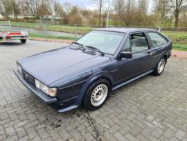 Volkswagen Scirocco GTX Scala bouwjaar 1987 Verkocht