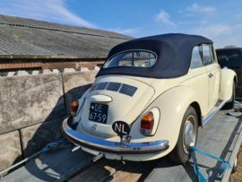 Volkswagen Kever 1302 cabrio bj 1970 verkocht