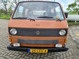 Volkswagen T3 Terra camper bj 1983 diesel apk 5-2023 Verkocht