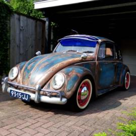 Volkswagen Kever bj 1969 custom paint 1300 cc