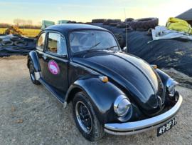 Volkswagen Kever bj 1974 1600 cc verkocht
