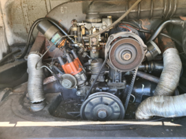 Volkswagen T2 b camper bj 1977 1600 cc verkocht