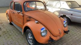 Volkswagen Kever 1973 zo uit de stalling verkocht