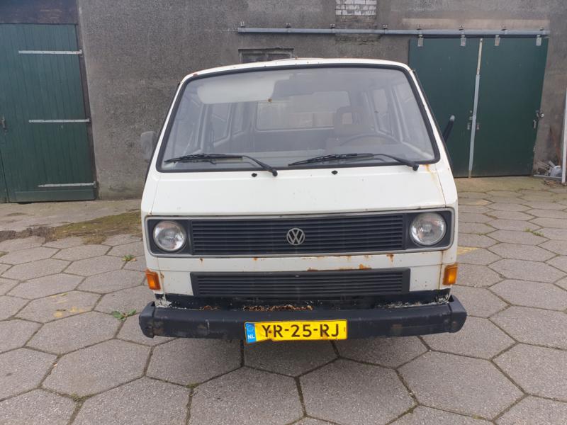 Volkswagen T3 Catevelle bj 1990 gereserveerd