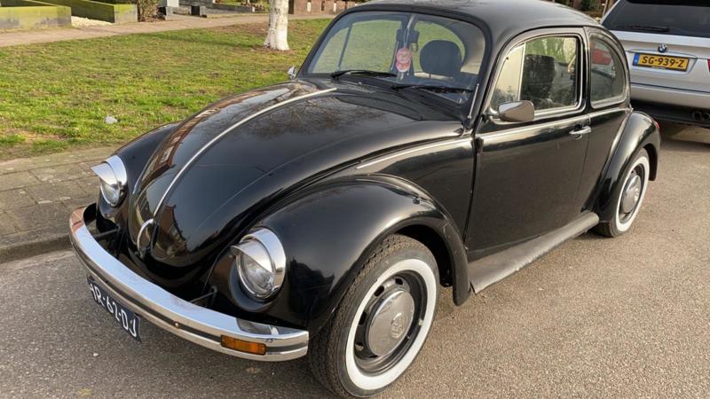Volkswagen Kever 1200 bj 1982 zwart