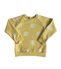 Sweater Yellow painter