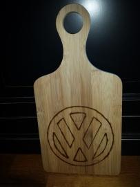 Tapas plank met VW Logo