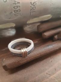 Leren ringen