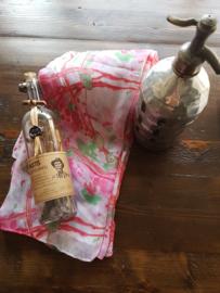Vrolijke roze Sjaal
