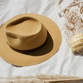 Brasil hoed in 'Sun Ray'
