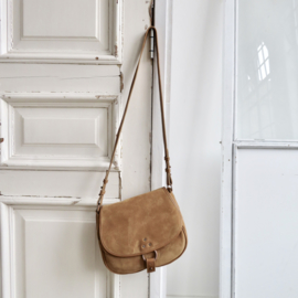 Belèn shoulderbag  M in 'Tan'