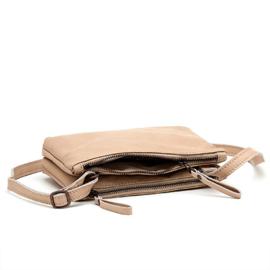Vita duo bag in 'Almond'