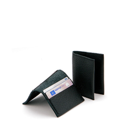 Card fold in 'Black'