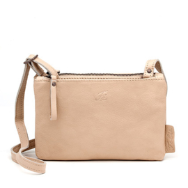 Vita duo bag in 'Almond'