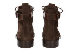 Zena veterboots in 'Dark Olive'