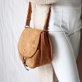 Belèn shoulderbag  M in 'Tan'